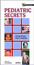 Pediatric Secrets, New, Vijay P Makhija Book