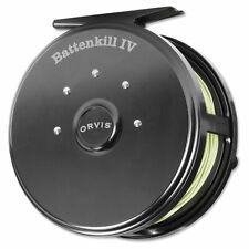 Orvis Battenkill Fly Reel - Size V 9-11wt - New w/Warranty - FREE SHIPPING!