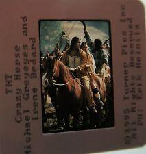 CRAZY HORSE CAST Michael Greyeyes Peter Horton Ned Beatty  ORIGINAL SLIDE 5