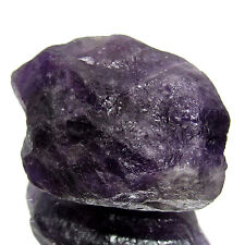 138.00Ct.  Untreated Natural Amethyst Voilet Brazilian Rough  stone no-CH 1718