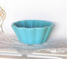 Great Finds Ceramic Condiment Bowl  ~~ Turquoise Color ~~  NEW