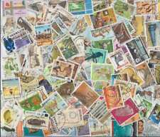 Botswana Tampon Collection - 100 Différents Timbres