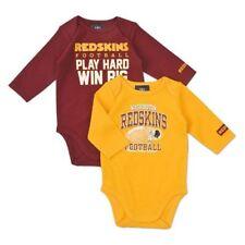 Washington Redskins Infant Long Sleeve Creeper 0/3 months