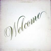 Santana - Welcome (NM/VG+) [06-1527] vinyl LP