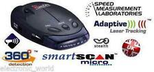 Voz coche RADAR/LÁSER/CÁMARA/GATSO detector en todo el mundo