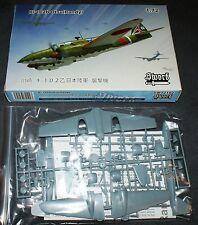 Ki-102b otsu (Randy) - 3x camo en 1/72 de Sword