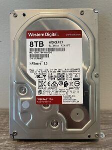 """Western Digital Red Plus 8TB 3.5"""" HDD SATA"""