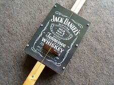 More details for diddley bow by deadfinger diddleybows , jack daniel's whiskey design .