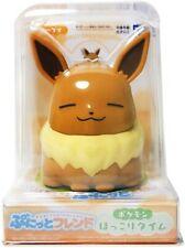 Takara Tomy A.R.T.S Punitto Friend Hokkori Time Pokemon Eevee JAPAN OFFICIAL