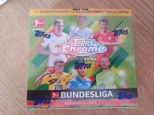 Topps Bundesliga Match Attax Chrome 2020/21 - Factory Sealed Haaland?