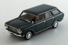 Fiat 1300 Familiare -Gris- flanc blanc - Milena Rose - 1/43ème - #MR43041.gm