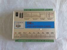 Mk4 V Cnc Mach3 Usb 3 Axis Motion Control Card Breakout Boardread Description