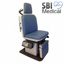 Midmark 411 Power Procedure Table With Stool And Hand Controller