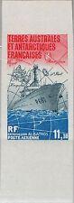TAAF FSAT 1984 Maury Air 84 194 U C83 Schiffe Ships Patrol Boat Albatross MNH