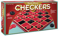 Pressman 3202-06 Checkers Board Game