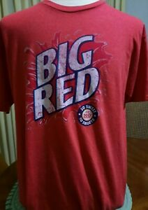 Big Red T shirt XL 46 Chest