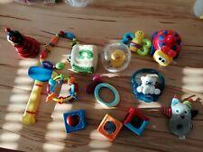 Babyspielzeug, Rassel, Baby, Beißringe, Beißring, Endeckerspielzeug, Greiflinge