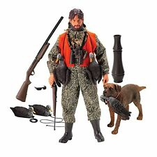 Wild Adventure Duck Hunter Deluxe Action Figure With Articulation & Life-Sized