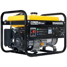 DuroStar DS4000S 4000-Watt 7-Hp Air Cooled OHV Gas Engine Portable RV Generator