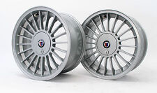 "Original ALPINA Felgen 7J 8Jx16"" 4x100 BMW E30 C1 C2 B6 Rims Wheels 3611125-129"