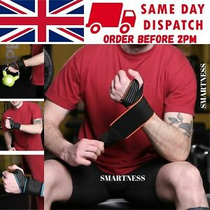 Wrist Support weight lifting straps Gym Exercise Hand Support