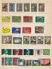Liechtenstein - Fine Colourful Stamp Selection  2 SCANS (4209)
