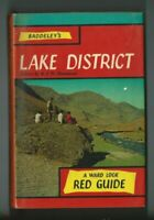 Ward Lock Red Guide Baddeleys Lake District R J W Hammond 1964