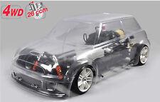 FG Modellsport # 155180 4WD 510 chassis fg Trophy Karosserie non peint 26 ccm