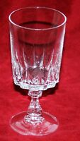 Italy Glass Royal Crystal Rock Lifestyle 24 % Lead 9 oz Wine Goblet 3 Available!