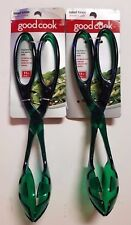 Good Cook Salad Tongs *2 PACK* PICNIC BAR B QUE PARTY GATHERING NEW *SHIPS FAST*