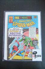 4.0 Vg Amazing Spider-Man # 11 Australian Euro Variant No Poster Owp Yop 1975