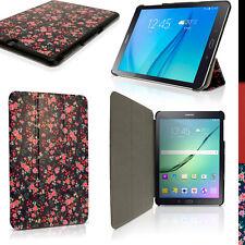 """PU Cuero Funda Smart Cover para Samsung Galaxy Tab S2 9.7"""" SM-T810 Piel Carcasa"""