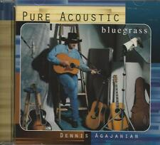 Music CD Pure Acoustic Bluegrass Dennis Agajanian