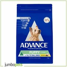 Advance Toy and Small Breed Puppy Growth Dry Dog Food 3kg