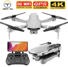 2020 NEW F3 Drone 4k HD Wide Angle Camera 1080P WiFi fpv Drone Dual Camera