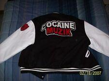 Yo Gotti Cocaine Muzik Varsity Jacket 8732, Bape, A Bathing Ape, BBC, Akoo, PNB