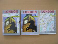 Reiseführer London Könemann Reiseführer & große Reisekarte im Pappschuber