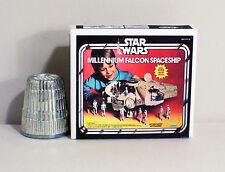 Dollhouse Miniature 1:12  Star Wars Millennium Falcon Box 1980s Dollhouse boy