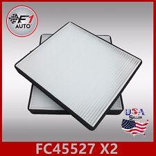 FC45527(X2PCS) PREMIUM CABIN AIR FILTER for 2003-04 GMC YUKON & SIERRA 1500-3500