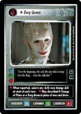 Star Trek CCG FC First Contact Borg Queen