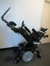 QUANTUM Q6 EDGE  WHEELCHAIR ,POWER TILT,RECLINE,LEGS. NEW BATTERIES, 22 MILES.