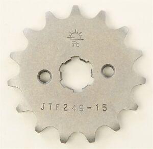 JT Sprockets - JTF249.15 - Steel Front Sprocket, 15T