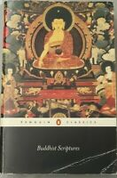 Buddhist Scriptures Edited by Donald S. Lopez Jr. Pre-Owned Book Good Condition