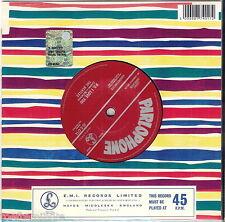 "7"" vinyl 3rd misspressed Beatles Love Me Do nol EMI stickered 50th Anniversary"