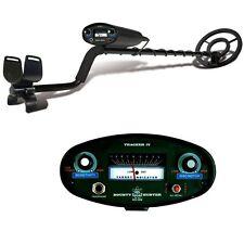 Bounty Hunter Tracker IV Metal Detector - 3 Detecting Modes 5yr Warranty - TK4