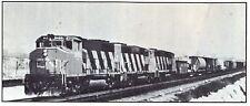 Canadian National Railroad Stock Bond Certificate Railway RR CN