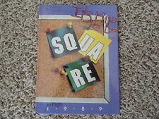 1989 Pleasant Grove Middle School Yearbook from Texarkana Texas