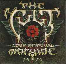 "The Cult-love removal machine.7"" double pack"
