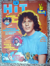 ► HIT MAGAZINE N°56 - 1976 - COMPLET / POSTERS / BE