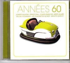 (DM357) Années 60, 17 tracks various artists - 2003 CD